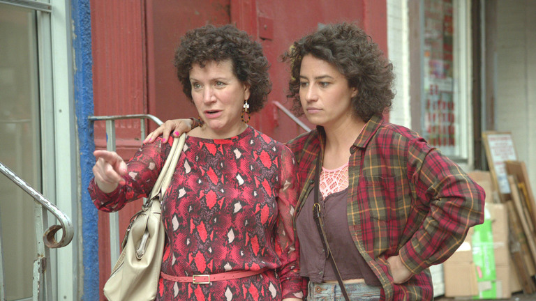 DON'T FORGET TO WEAR A CONDOM - BROAD CITY: MEET ILANA'S MOM