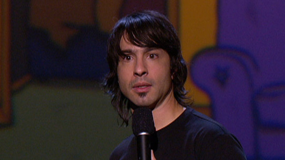 CC Presents: Arj Barker (2006)