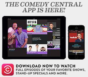 Idiotsitter Show Homepage: CC App