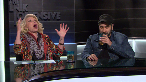 Joan Rivers & Dave Attell