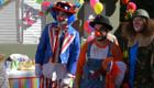 Birthday Party Crashers