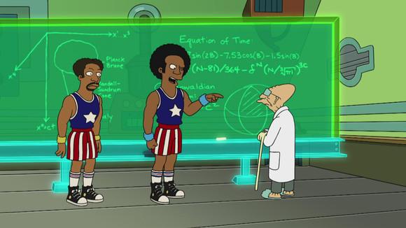 Bender's Big Score Pt. 2